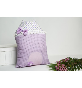 Σπιτάκι-μαξιλάρι διακοσμητικό
